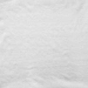 Ткань Тюль деворе Флора молочный             (ш280см)