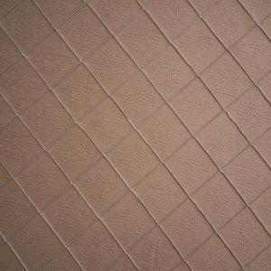 Портьерная ткань жаккард Ромбы Молочный шоколад (KHAKI)                       (ш280см)