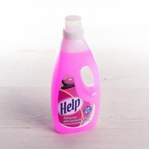 """Средство для чистки ковров """"Help"""" 1л"""