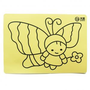 Набор для рисования песком большой Фея-бабочка
