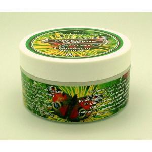 Крем-бальзам для волос с репейным маслом  230 мл
