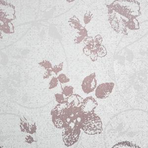 Портьерная ткань Жаккард  Фиалка темно-бежевый 6                 (ш.280см)